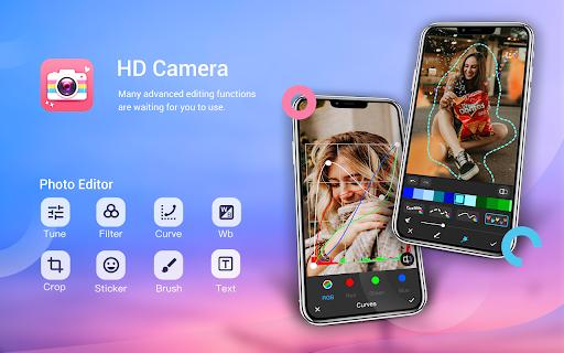 Beauty Camera - Selfie Camera with AR Stickers  Screenshots 2