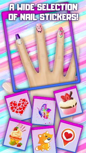Fashion Nail Art - Manicure Salon Game for Girls 1.3 Screenshots 4
