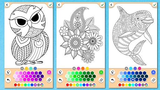 Mandala Coloring Pages 16.2.6 Screenshots 5