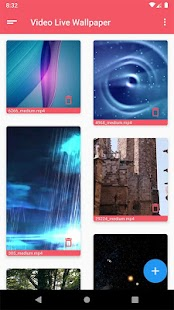 Video Live Wallpaper - Video Wallpaper Maker Screenshot
