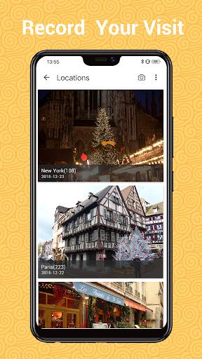 Photo Gallery HD & Editor 2.0.8 Screenshots 5