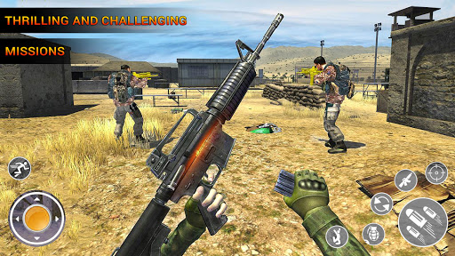 Gun Strike 3d Shooter: Special Commando Shooting 0.8 screenshots 8