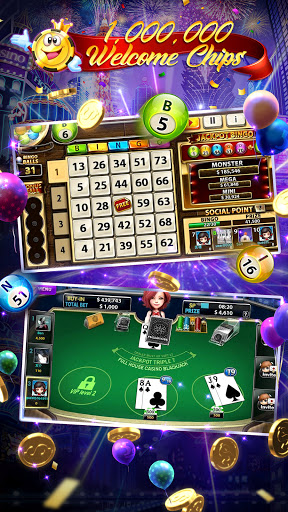 Full House Casino - Free Vegas Slots Machine Games apktram screenshots 19