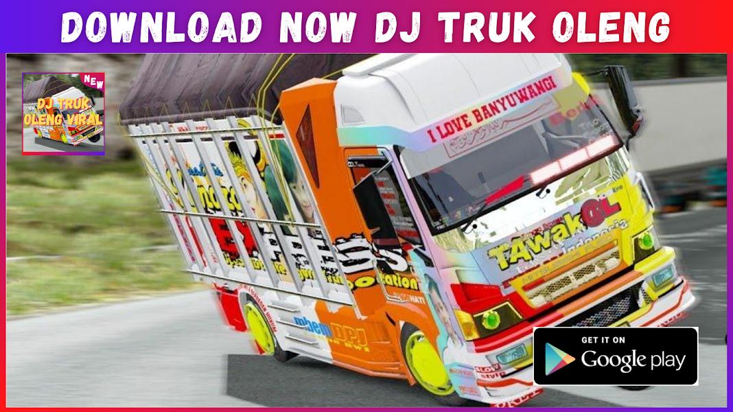 Viral Truck DJ Oleng