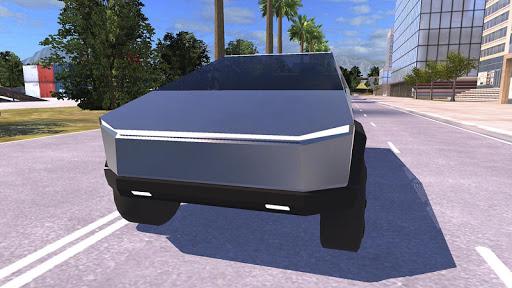 Cyber Sport Cars - Electric Free Ride 3D screenshots 1