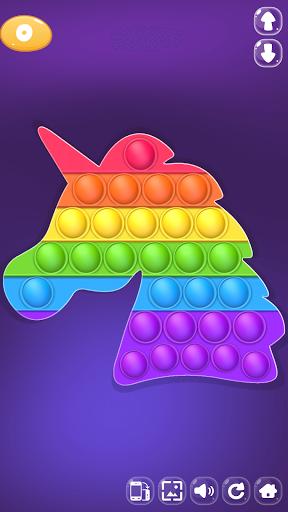 Pop It Me! 3D Fidget Relaxing ASMR Game Popit apktreat screenshots 2