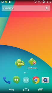 Task Manager (Task Killer) Screenshot