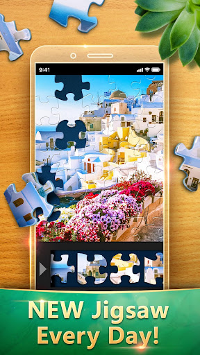 Magic Jigsaw Puzzles - Puzzle Games 6.2.5 Screenshots 1