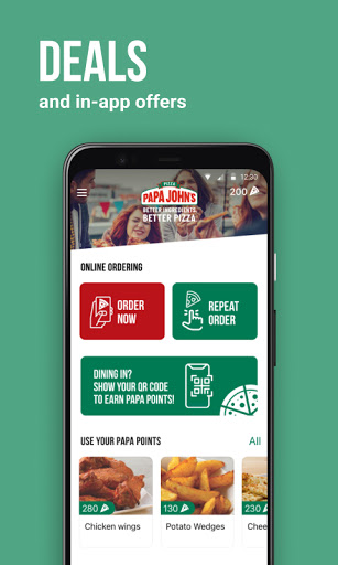 Papa Johnu2019s Pizza UAE 112.04.91 Screenshots 3
