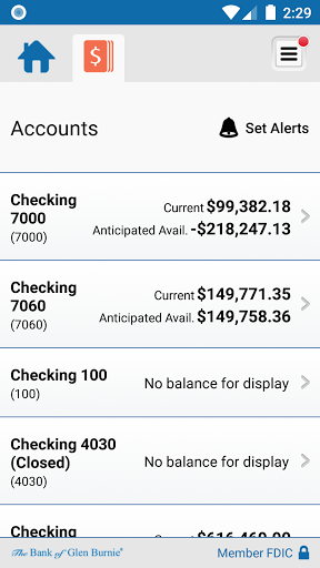 Bank of Glen Burnie Business  screenshots 4