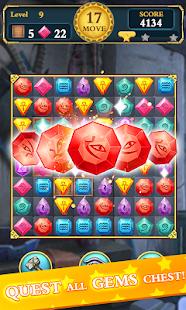 Treasure Pharaoh Quest - Gems Match