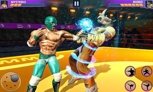Club Fighting Games 2021 1.2 screenshots 7