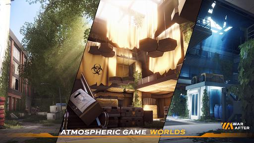 Code Triche War After: PvP action shooter 2021 (Open Beta) (Astuce) APK MOD screenshots 2