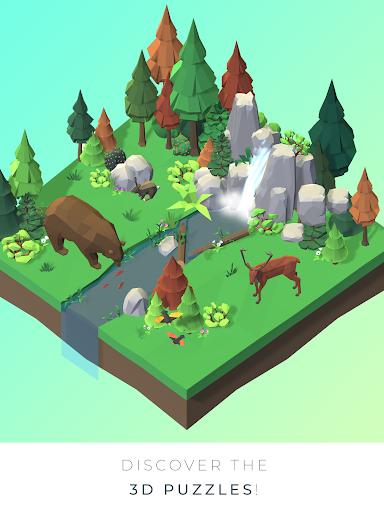3D Miniworld Puzzles apkpoly screenshots 5