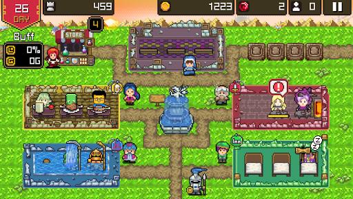 tiny fantasy - champion and monster of this world screenshot 1