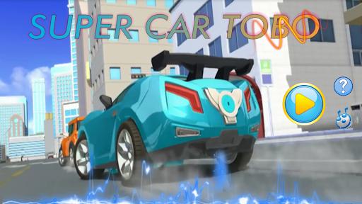Super Car Tobot Evolution screenshots 1