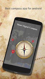 Digital Smart Compass: GPS For Pc – Free Download In Windows 7/8/10 2
