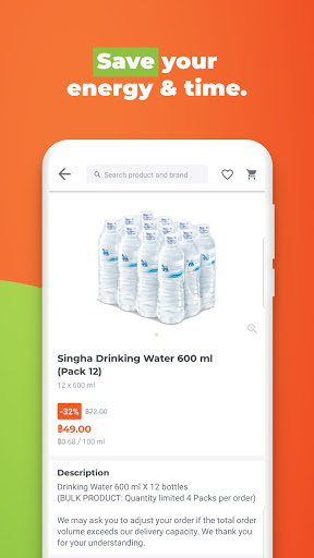 HappyFresh: Grocery, Food Delivery Online Shopping 3.33.1 screenshots 5