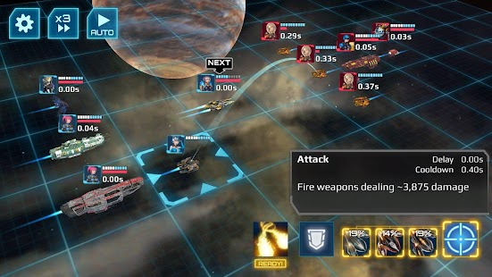 Star Battleships Screenshot