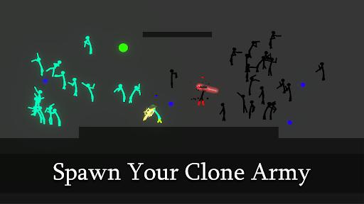 Ragdoll Clone Warfare: Stickman Ragdoll Fight 2.1 screenshots 2