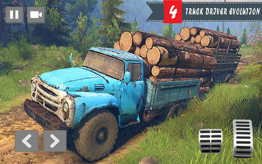 Cargo Truck Driver 2021 - Truck Driving Simulator 1.3 Screenshots 8