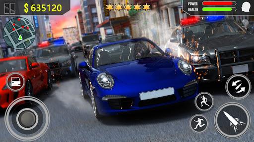 Gangster Fight - Vegas Crime Survival Simulator APK MOD (Astuce) screenshots 4