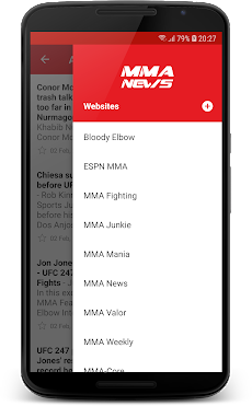 MMA Newsのおすすめ画像3