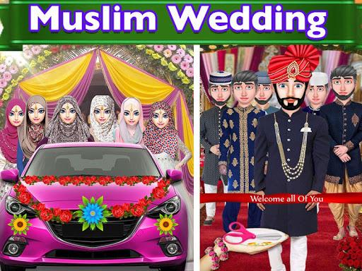 Hijab Muslim Wedding Girl Big Arranged Marriage  Screenshots 3