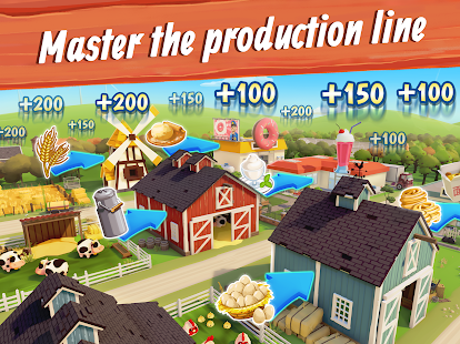 Big Farm: Mobile Harvest – Free Farming Game Screenshot