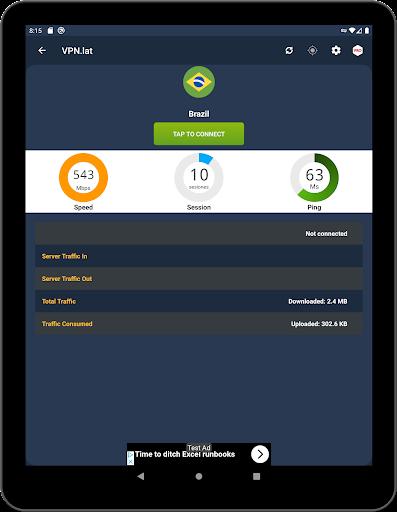 Free Unlimited VPN - USA, Canada, Europe, Latam 3.8.3.5.6 Screenshots 8