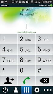 HelloBD Platinum Dialer