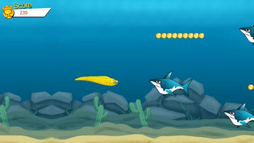 moray eel shark attack screenshot 2