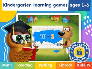 Kids Academy: Math & Reading screenshot thumbnail