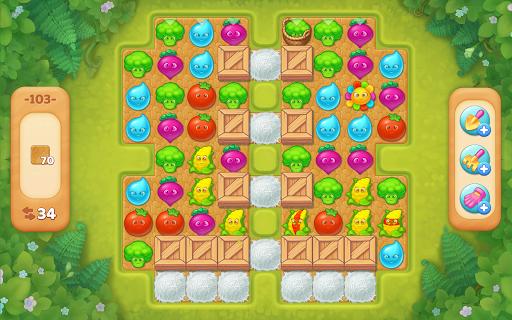 Jungle Mix Match Three: New Jewel in Match-3 Games apkpoly screenshots 15