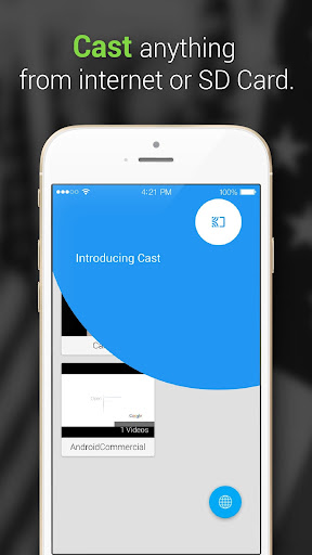 mv  castplayer screenshot 1