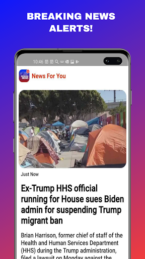 News Home - Local & World News on Your Home Screen android2mod screenshots 3
