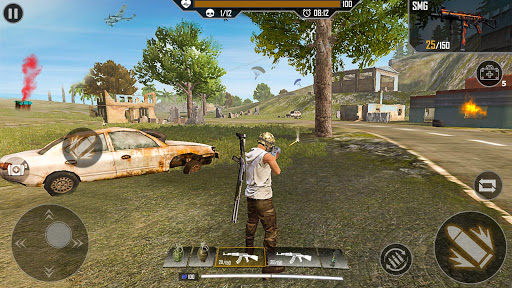 Squad Survival Battleground Free Fire-Gun Shooting 1.0.1 Screenshots 3