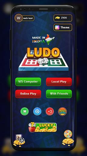 Ludo Jungle - Fun online Dice Game 1.4 screenshots 6