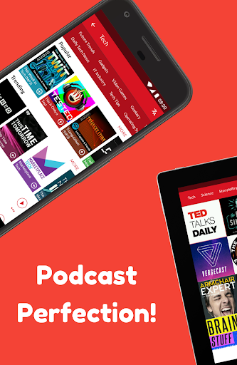 Podcast App: Free & Offline Podcasts by Player FM 4.13.0.60 Screenshots 1