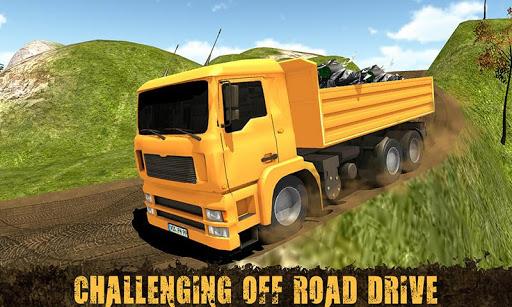 Up Hill Truck Driving Mania 3D 1.9 screenshots 1