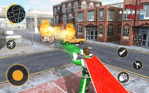 Superhero Vegas Crime City Auto Gangster 1.1 screenshots 10