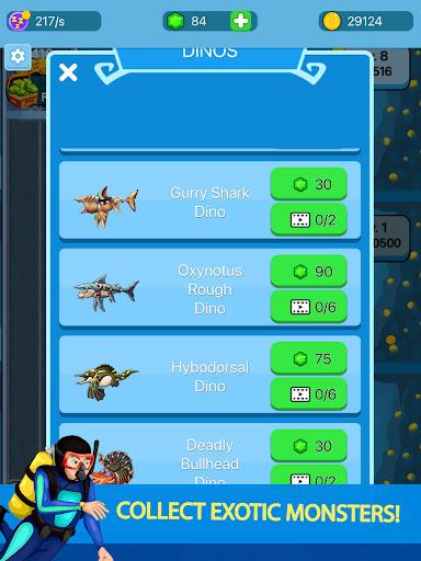 Sea Jurassic Tycoon 12.86 screenshots 4