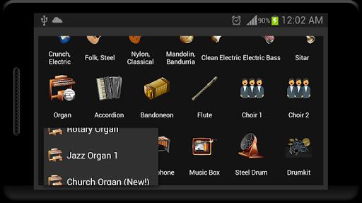 Strings and Piano Keyboard android2mod screenshots 13