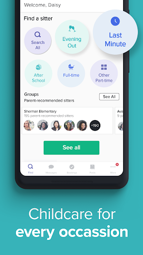 UrbanSitter - Find a Local Caregiver You Can Trust android2mod screenshots 4