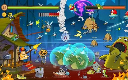 Swamp Attack 9