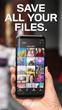 Degoo: 100 GB Cloud Storage screenshot thumbnail