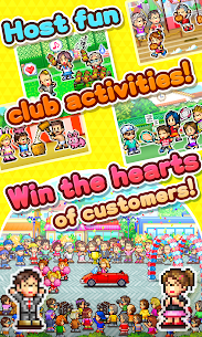 Tennis Club Story Mod APk 2.0.0 Download [Unlimited Money] Free 4