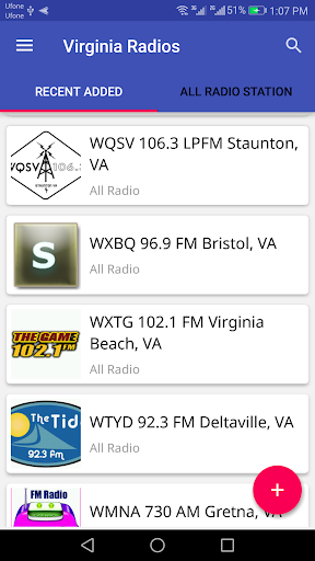 Virginia All Radio Stations screenshots 2