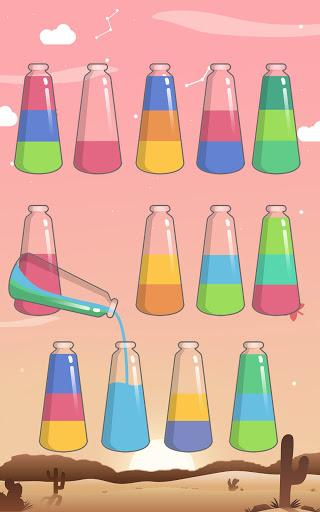 Liquid Sort Puzzle: Water Sort - Color Sort Game  screenshots 18
