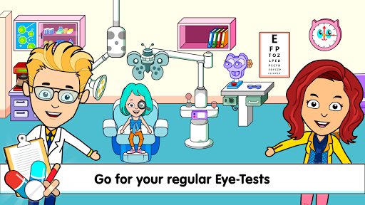 My Tizi Town Hospital - Doctor Games for Kids ud83cudfe5 screenshots 10